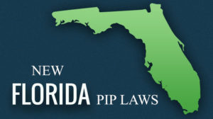 Understanding the Florida PIP Laws - Margate, Coconut Creek, Coral Springs