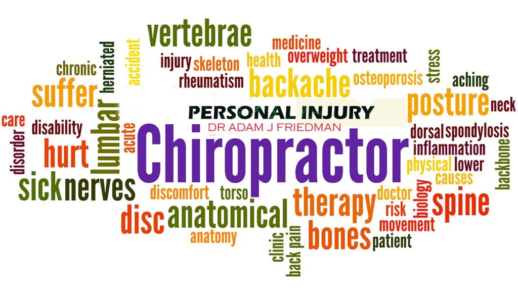 Chiropractor for Personal Injury Cases in South Florida